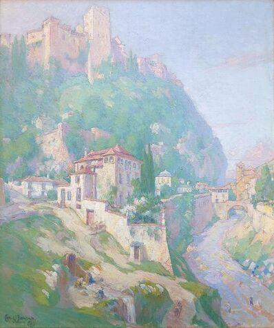 Carl Brandien, 'Granada, Spain', 1930