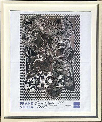 Frank Stella, 'Frank Stella Prints 1980 - 2008 (Hand Signed)', 2008