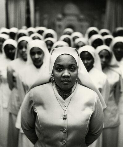 Gordon Parks, 'Ethel Sharrieff, Chicago, Illinois', 1963