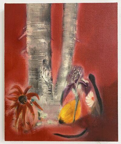 Diane Chappalley, 'Saint-Sébastien/ne & the medicinal flowers II', 2021