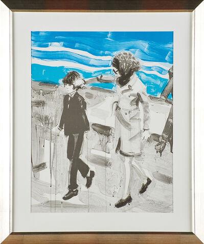 Elizabeth Peyton, 'Jackie and John', 2000