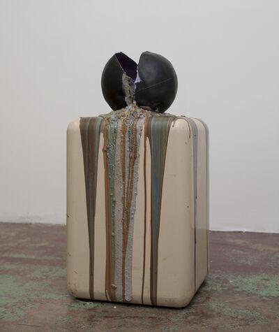 Bhakti Baxter, 'Imposed Ball Barf (Italian michael jordan)', 2011