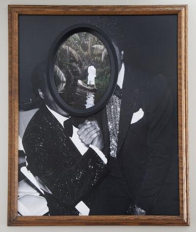 Todd Gray (b.1954), 'Faustian Darkness', 2014