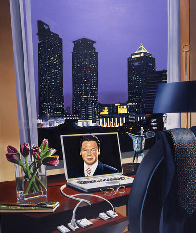 Miloš Todorović, 'You hardlu need ask; The finest essentials are already at hand (autoportrait )', 2003