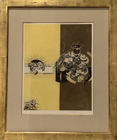 Graham Sutherland, 'Bees', 1977