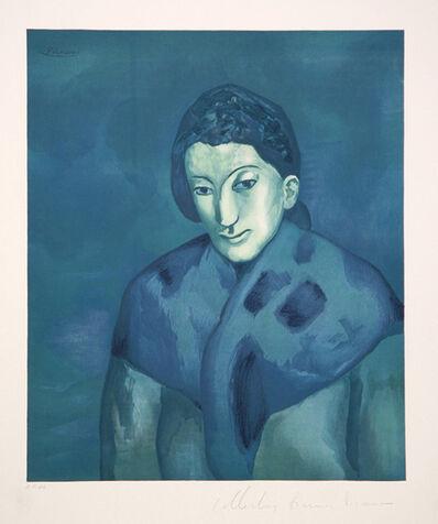 Pablo Picasso, 'Buste de Femme', 1973-originally 1902