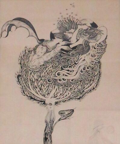 Toller Cranston, 'Fantasy Dancer', 1971