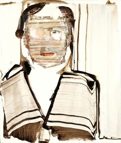 Magnus Plessen, 'V-Kragen', 2005