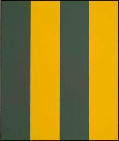 Guido Molinari, 'Dyade jaune (G.M.-T-1969-15)', 1969