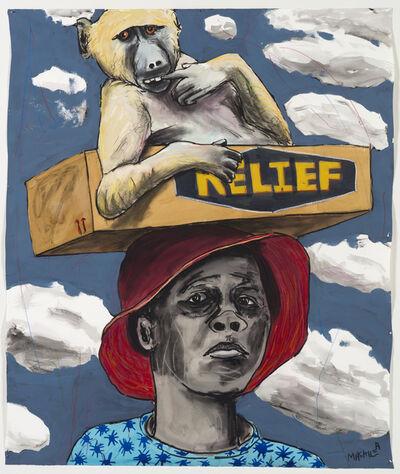 Colbert Mashile, 'Relief', 2019