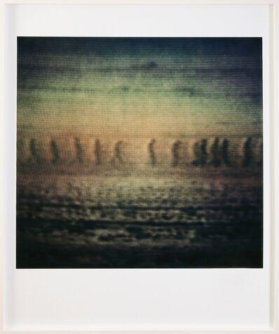 Michal Rovner, 'Decoy #18', 1991