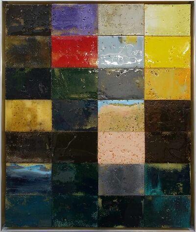 Fahar Al Salih, 'Mosaik 1385', 2020
