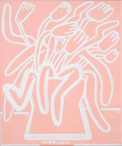 America Martin, 'Pink Tulips', 2020
