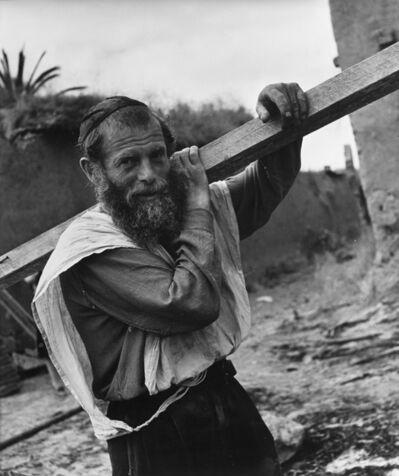Robert Capa, 'Israel, Aria Fischman', 1948-1950