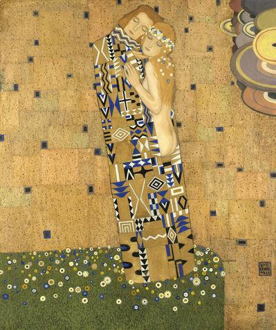 Emil Krauss, 'The Couple', 1925