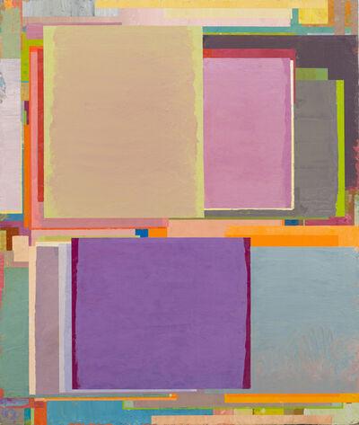 Benjamin Appel, 'Den Tisch in die Ecke stellen 63 将桌子置于角落 63', 2017