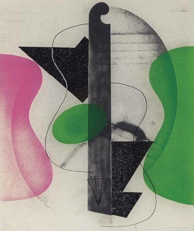 Man Ray, 'Aerograph', 1970