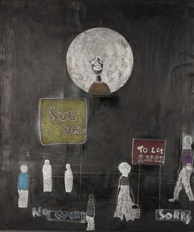 Joel Mpah Dooh, 'Let's see again tomorrow II', 2012
