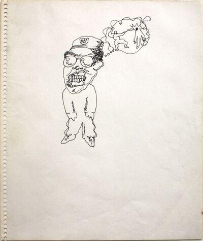 Jean-Michel Basquiat, 'Untitled', 1978