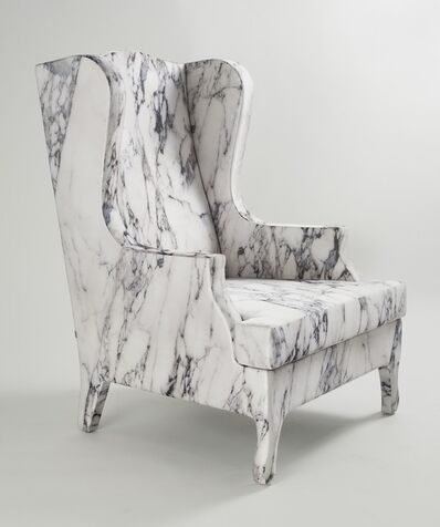 Maurizio Galante and Tal Lancman, 'Louis XV goes to Sparta Armchair', 2011