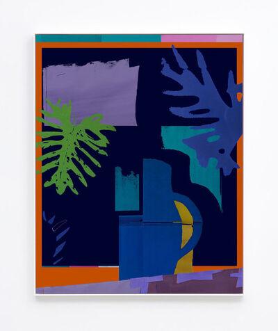 Daniel Gordon, 'Philodendron', 2017