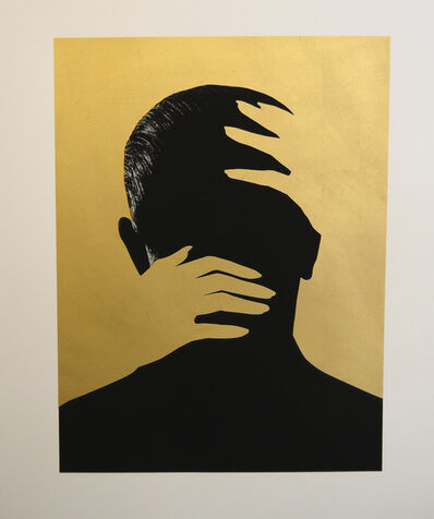Joe Webb, 'Embrace Gold', 2015