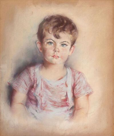 Eleanor Revere Weeden, 'Portrait of William Lancaster'