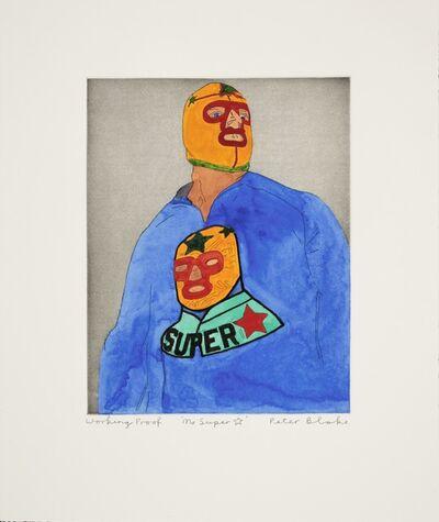 Peter Blake, 'Ms Super Star', 2010
