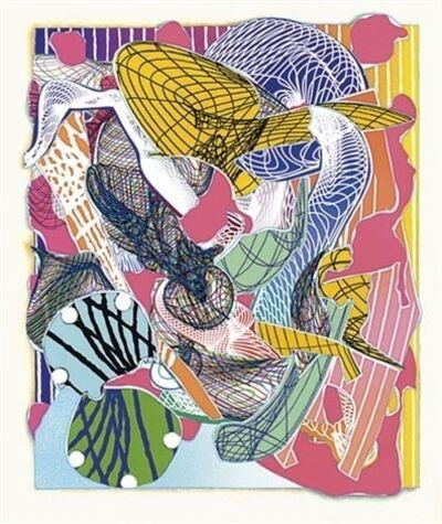 Frank Stella, 'Limanora', 1994
