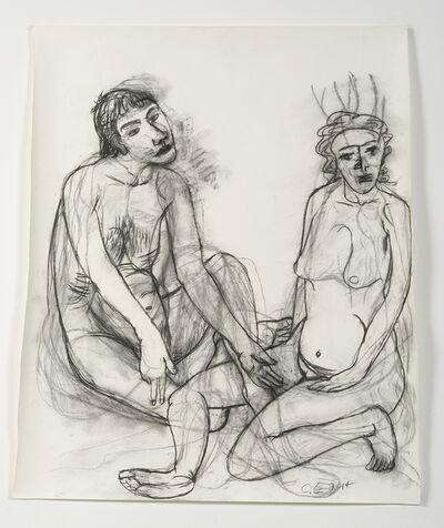 Charles Garabedian, 'Study', 2014