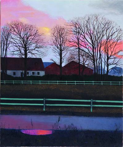 Søren Martinsen, 'Kresten's Farm', 2010