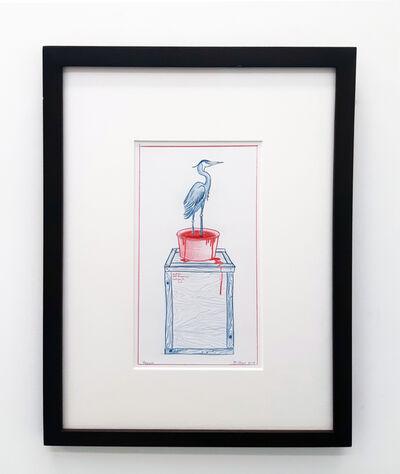 Mark Dion, 'Heron', 2017