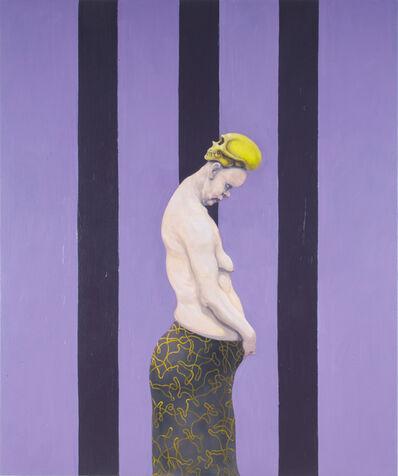 Michael Kvium, 'Gold Mind', 2018