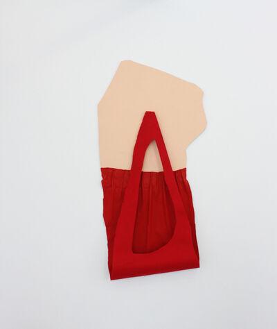 Teresa Baker, 'Red on Beige', 2013