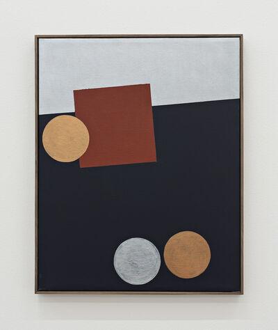 Robert C. Morgan, 'Lissajous 8,', 2015