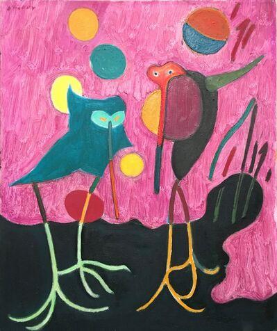 Joseph O'Sickey, 'Two Birds II'
