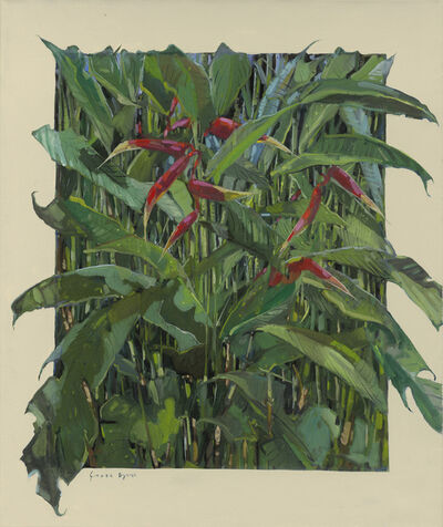 GERARD BYRNE (b. 1958), 'Firecracker Heliconia', 2019
