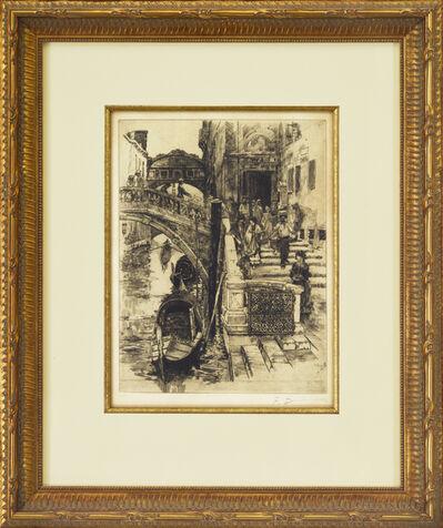 Frank Duveneck, 'Venice'