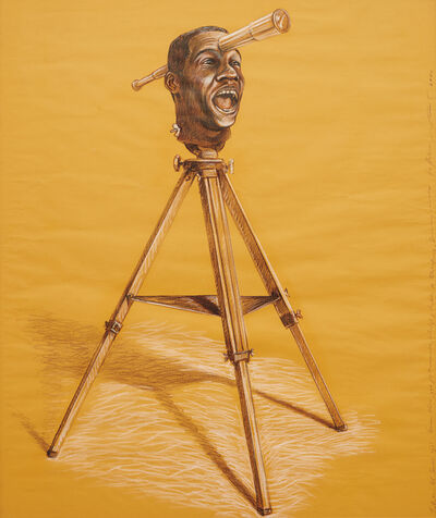 Armando Mariño, 'El tercer ojo (The Third Eye)', 2000