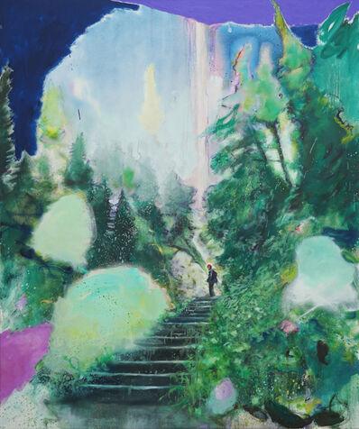 Till Gerhard, 'Next Step', 2017