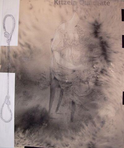Hans Peter Adamski, 'Kitzeln Quadrate ', 2008