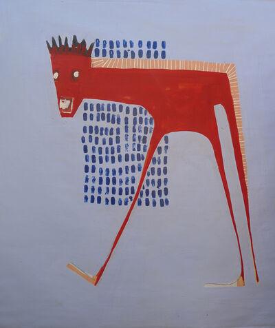 Amadou Sanogo, 'Ma Gazelle', 2013