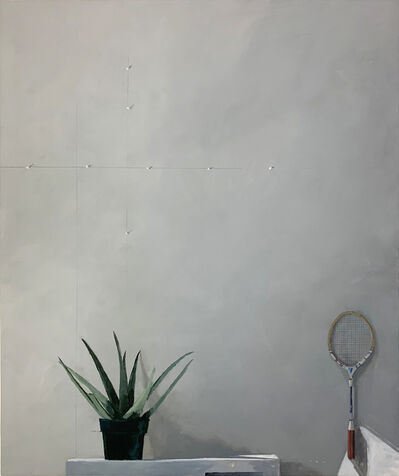 Jenny Brillhart, 'Borrowed Aloe', 2020