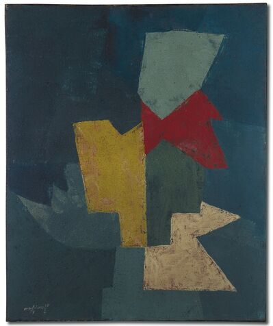 Serge Poliakoff, 'Composition Abstraite ', 1954