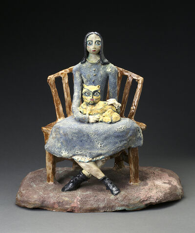 Beatrice Wood, 'Not Married', 1965