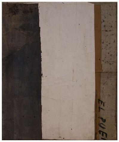 Anke Blaue, 'Composition (El Pue)', 1996