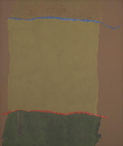 Theodoros Stamos, 'Infinity Field Lekdada Series', 1981