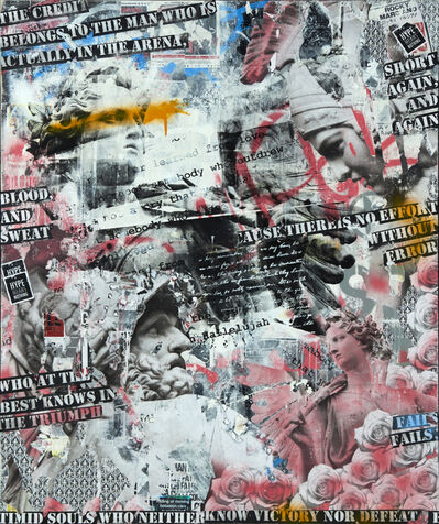 "Ashleigh Sumner, '""Triumph""', 2019"