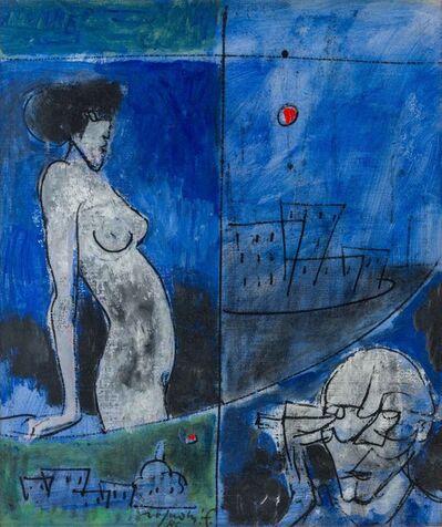 Franco Rognoni, 'Interno Esterno', 1986