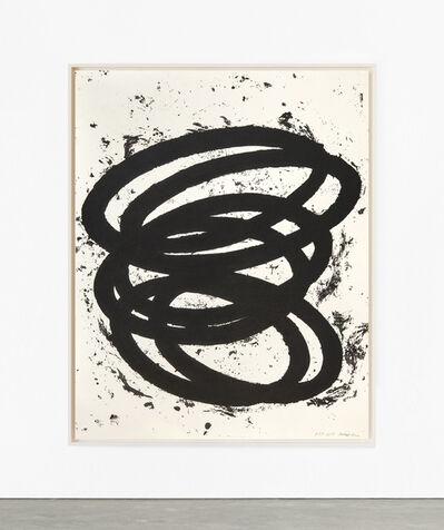 Richard Serra, 'Finally Finished II', 2017
